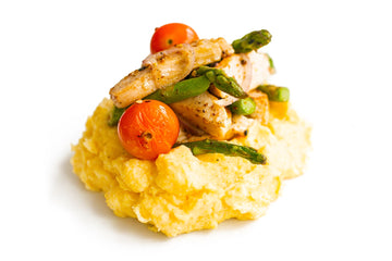Grilled Chicken & Mashed Potato