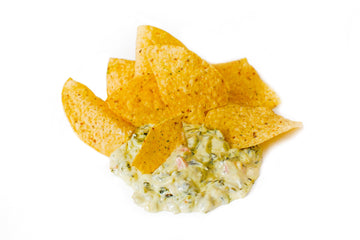Spinach Dip & Tortilla Chips