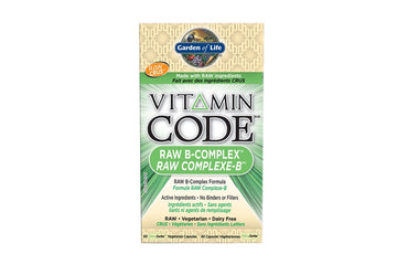 Vitamin Code™ RAW B-Complex. 60 VegiCaps