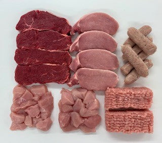 Lean Meat Pack - 15 Servings