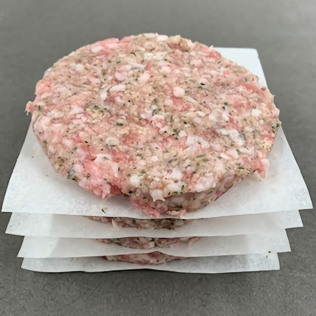 Premium Pork & Herb Patties (4x112g pack)