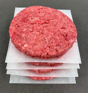 Seasoned Steak Burgers 10 X 112g