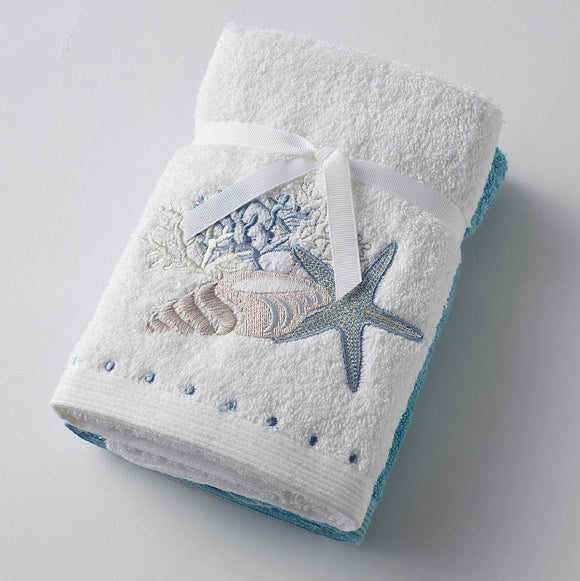 SEASIDE HAND TOWEL SET