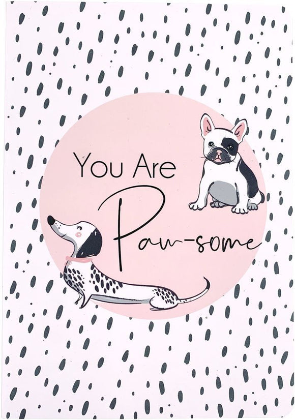 YOU ARE PAWSOME JOURNAL A5