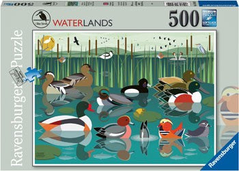 RB I LIKE BIRDS 500PC