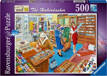 RB THE HABERDASHER 500PCE