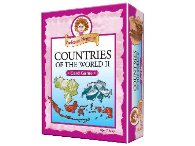 PROF NOGGINS MORE COUNTRIES OF THE WORLD