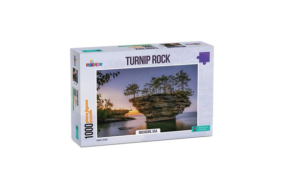 FUNBOX - TURNIP ROCK MICHIGAN 1000PCE
