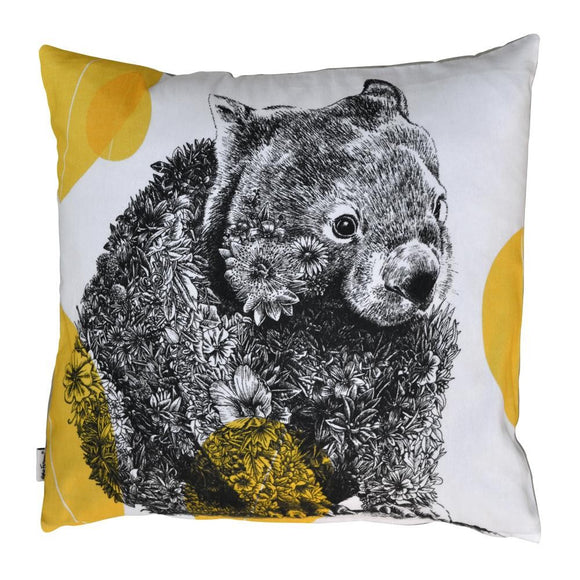 CUSHION WOMBAT