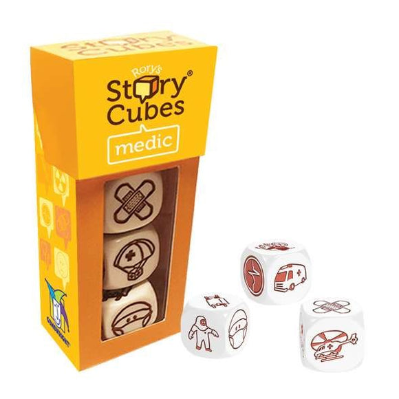 RORYS STORY CUBES - SCORE