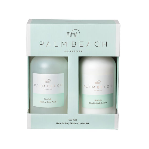 PALM BEACH WASH/LOTION PACK - SEA SALT