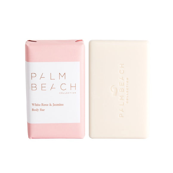 PALM BEACH BODY BAR - WHITE ROSE & JASMINE