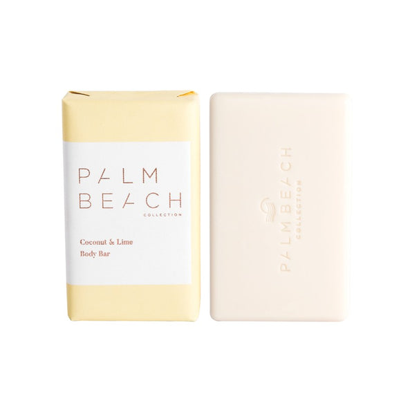 PALM BEACH BODY BAR - COCONUT AND LIME
