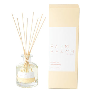 PALM BEACH DIFFUSER - COCONUT AND LIME