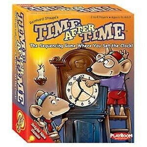 TIME AFTER TIME GAME