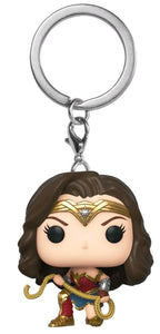 WONDER WOMAN 2 - WW L/LASSO KEYCHAIN