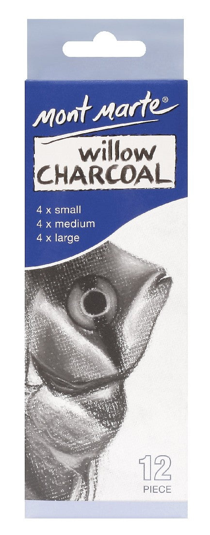 CHARCOAL WILLOW PKT 12