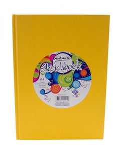 Sketch Book A4 Hard Cover 220page 110gsm MSB0079