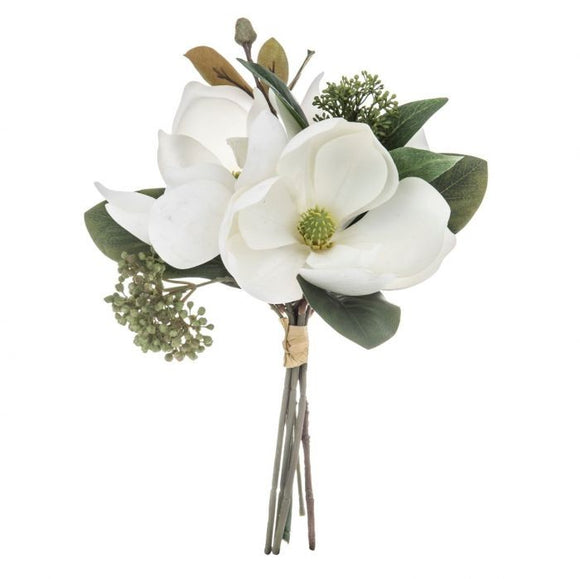 MAGNOLIA BOUQUET WHITE