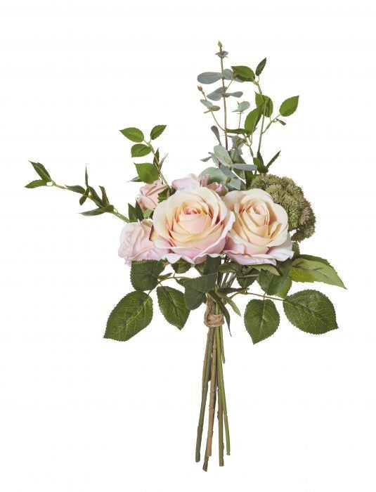 ROSE/EUCY BOUQUET PINK