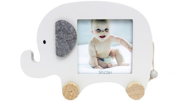 Baby Elephant 4X4 Large Photo Frame