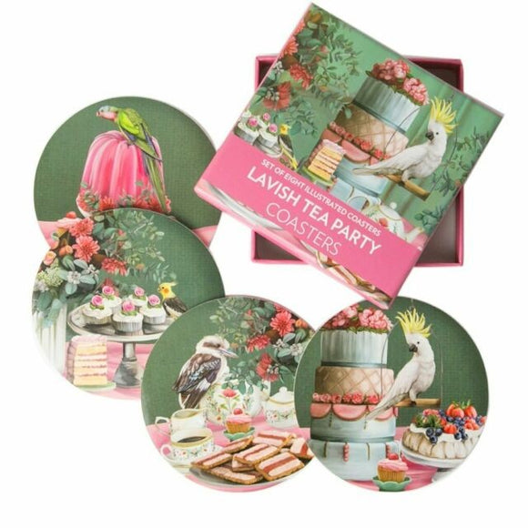 COASTERS LAVISH TEA PARTY