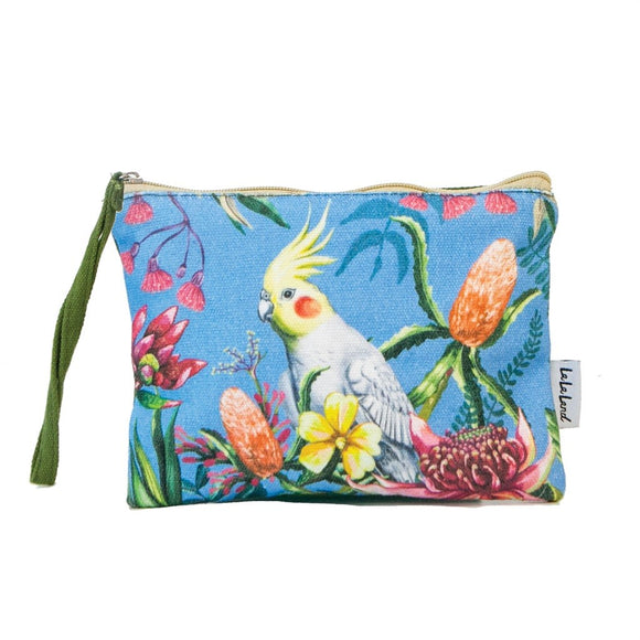 COIN PURSE FLORAL PARADISO