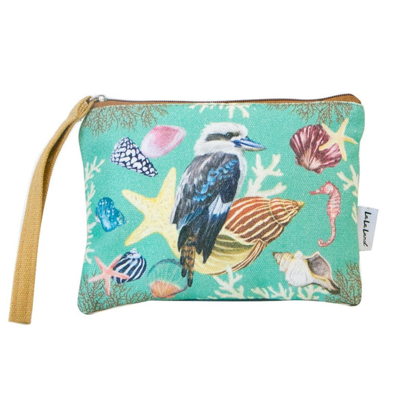 COIN PURSE COASTAL ABODE