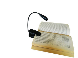 RECHARGEABLE BOOKLIGHT-BLACK