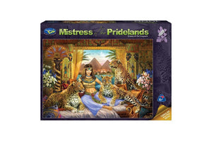 MISTRESS OF PRIDELANDS QUEEN OF THE LEOPARDS 1000PCE