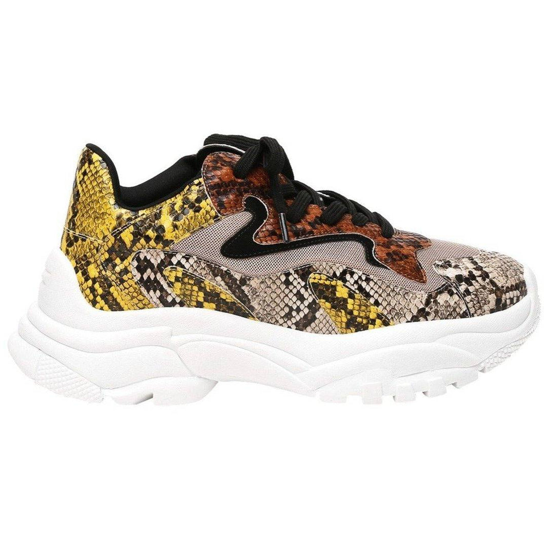Zapatilla Urbana Animal Print Jungle Sweetie - Multicolor