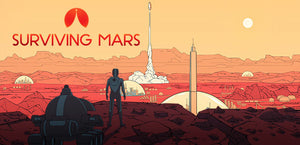 Surviving Mars Steam CD Key