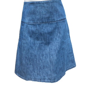 Ghita skirt, washed blue ( Emiis )