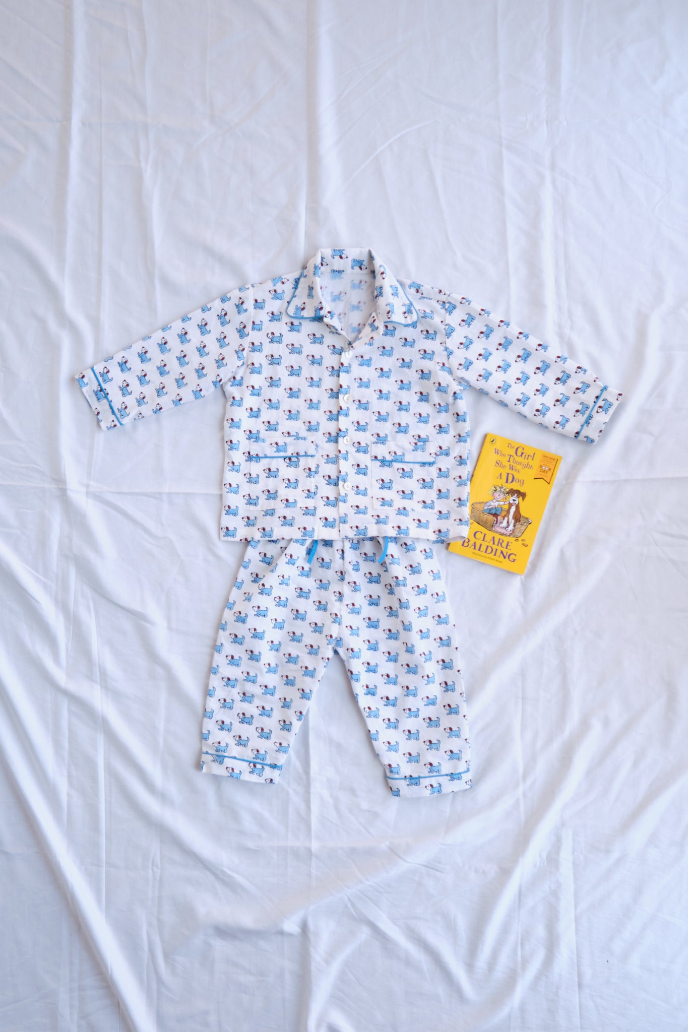 LITTLE PUPPY PJ SET (UNISEX)