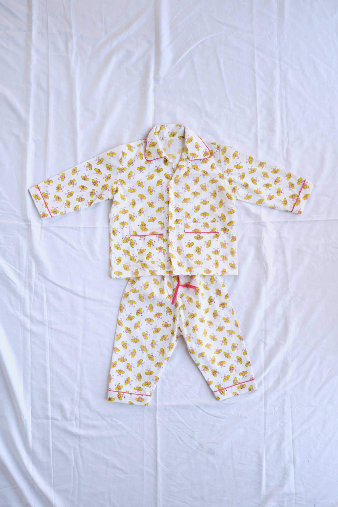 HONEYBEE PJ SET (UNISEX)