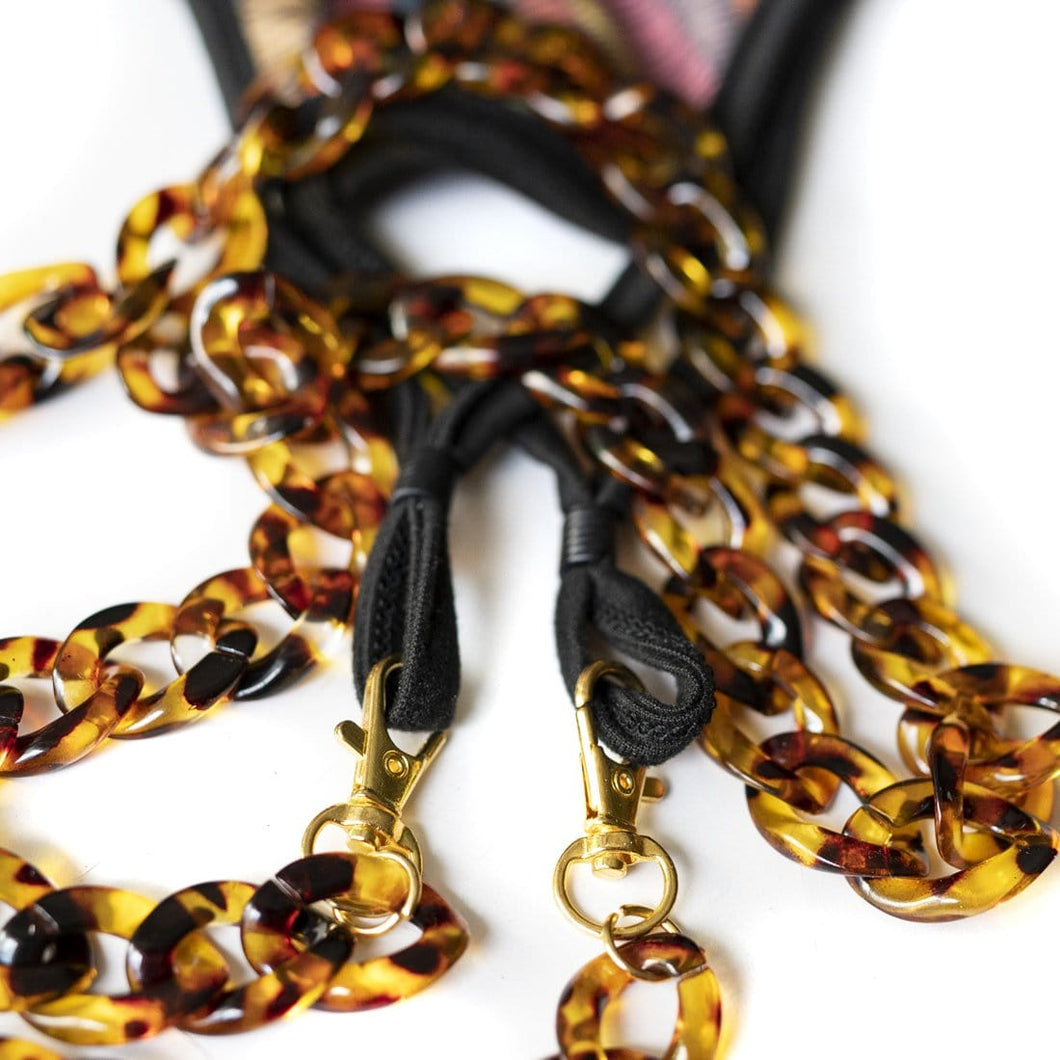 Mask Chain - Brown