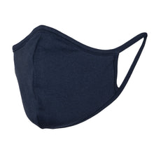 Load image into Gallery viewer, Ultra Soft Navy Face Mask - Kids