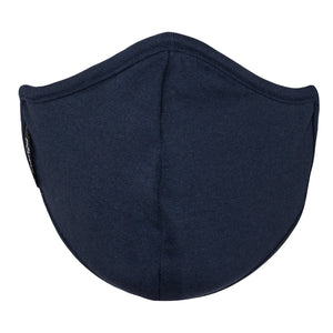 Ultra Soft Navy Face Mask - Kids
