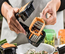 Load image into Gallery viewer, The Best 5-in-1 Fruit and Vegetable Dicer Chopper (Original : DCPLUS)