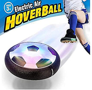 HOVER BALL : Air Power Soccer Disk With Led Ball Light Up Football (Original : HVB)