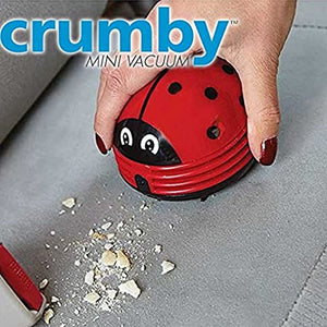 CRUMBY MINI VACUUM CLEANER FOR REMOVING DUST AND DIRT (ORIGINAL : CMB)