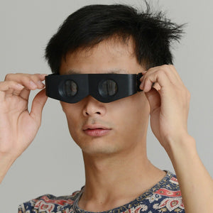 Telescope Magnifier Adjustable Glasses (Original : Zoomies)