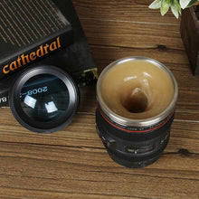 Load image into Gallery viewer, FANCY DSLR SHAPE COFFEE CUP WITH ROTATING FUNCTION (ORIGINAL : DSLRC)
