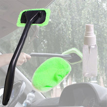 Load image into Gallery viewer, Microfiber Windshield Clean Cars Auto Wiper Cleaner Glass Window Tool Brush Kit (Original : WSWonder)