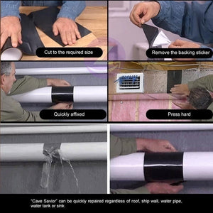 Waterproof Rubberized Flex Tape Stop Leaks Seal Sealant Repair Tape (Original : FLTP)