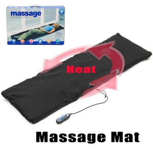Body Massage Heating Massage Mattress Full Body Massager with Remote Control (Original : MassageC)