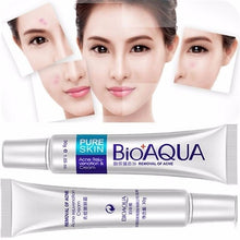 Load image into Gallery viewer, 30g BIOAQUA Skin Care Acne Face Treatment Cream (Original : DRM)