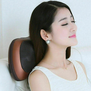 Electric Lumbar Neck Back Massage Pillow Massager (Original : ThermalC)