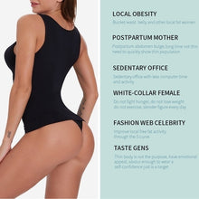 Load image into Gallery viewer, Cami Shaper Body Corset Slimming Waist (Original : CSV)