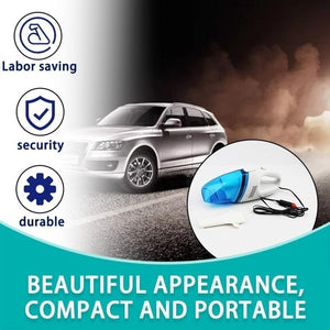New 1PC Portable Handheld Auto Accessories High Power Dry and Wet Double Use Car Vacuum Cleaner (Original : CVacum)